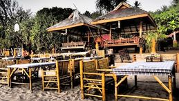 Thai restaurants, Ko Lanta